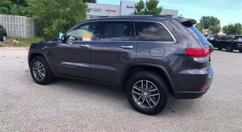 2017 Jeep Grand Cherokee 4x4 Limited 4dr SUV - North Olmsted OH