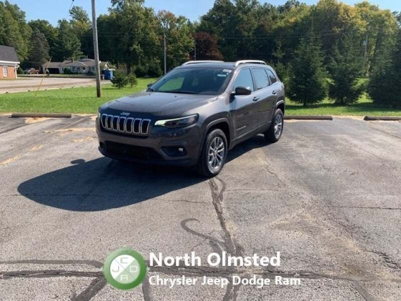 2020 Jeep Cherokee CHEROKEE LATITUDE LUX 4X4 - North Olmsted OH