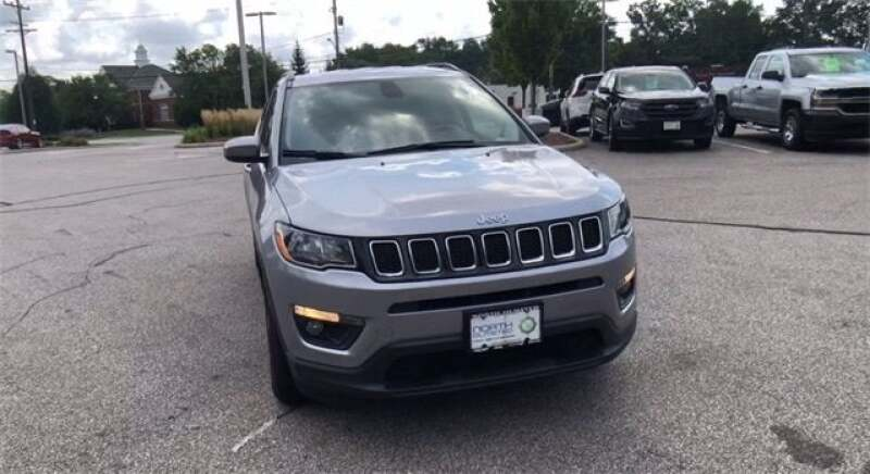 2018 Jeep Compass 4x4 Latitude 4dr SUV - North Olmsted OH