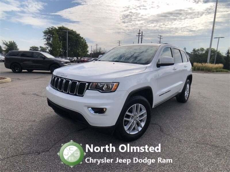 2017 Jeep Grand Cherokee 4x4 Laredo 4dr SUV - North Olmsted OH