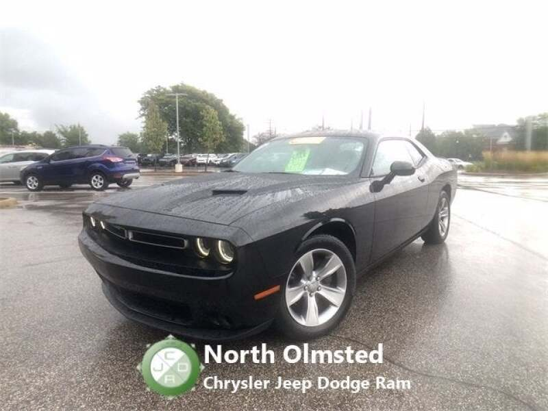 2018 Dodge Challenger SXT RWD - North Olmsted OH