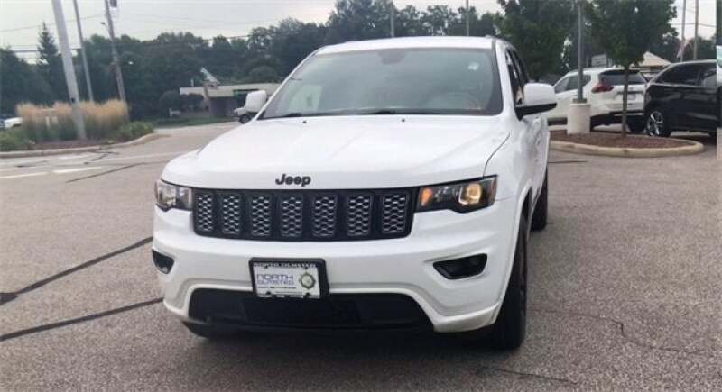 2018 Jeep Grand Cherokee Altitude 4x4 *Ltd Avail* - North Olmsted OH
