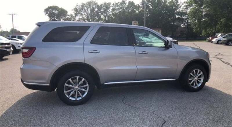 2018 Dodge Durango AWD SXT 4dr SUV - North Olmsted OH