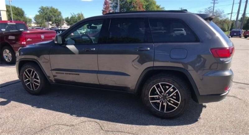 2020 Jeep Grand Cherokee 4x4 Trailhawk 4dr SUV - North Olmsted OH