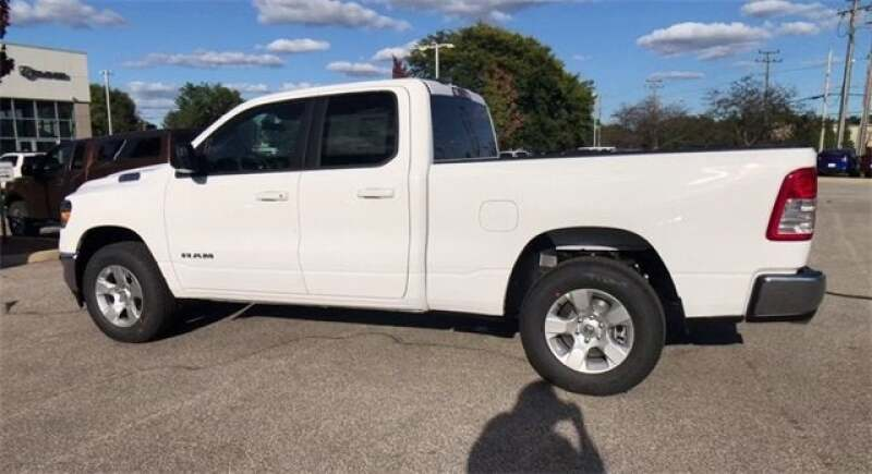 "2021 RAM Ram Pickup 1500 RAM 1500 BIG HORN QUAD CAB® 4X4 6'4 BOX"""" - North Olmsted OH"