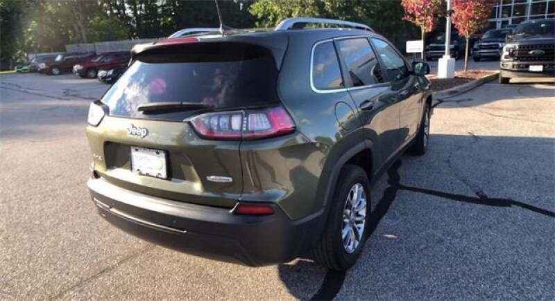 2019 Jeep Cherokee 4x4 Latitude Plus 4dr SUV - North Olmsted OH