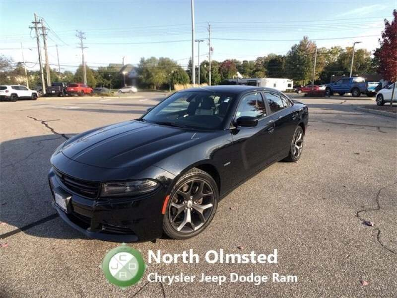 2018 Dodge Charger R/T RWD - North Olmsted OH