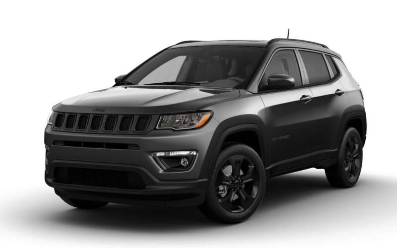 2021 Jeep Compass COMPASS ALTITUDE 4X4 - North Olmsted OH