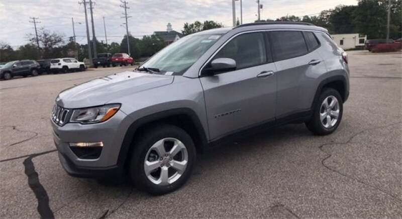 2021 Jeep Compass COMPASS LATITUDE 4X4 - North Olmsted OH
