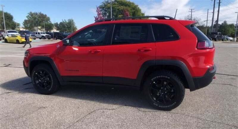 2021 Jeep Cherokee 4x4 Trailhawk 4dr SUV - North Olmsted OH