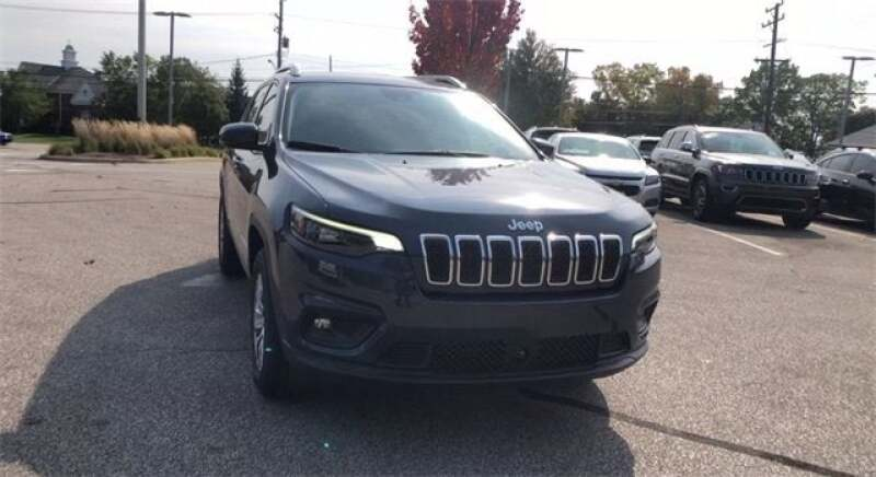 2021 Jeep Cherokee CHEROKEE LATITUDE LUX 4X4 - North Olmsted OH