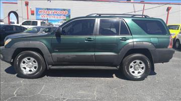 2003 Toyota 4Runner for sale in North Charleston, SC