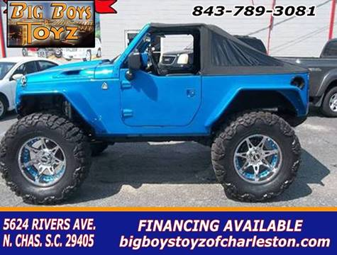 Big Boys Toyz Automotive Llc Used Cars North Charleston Sc Dealer