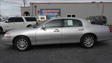 2007 Lincoln Town Car for sale in North Charleston, SC