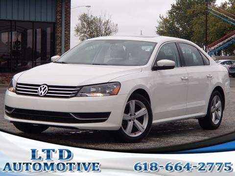 2012 Volkswagen Passat for sale in Greenville, IL
