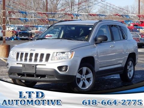 2011 jeep compass for sale in illinois. Black Bedroom Furniture Sets. Home Design Ideas