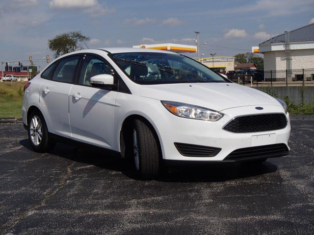 2015 Ford Focus SE 4dr Sedan - Greenville IL