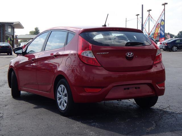 2015 Hyundai Accent GS 4dr Hatchback - Greenville IL