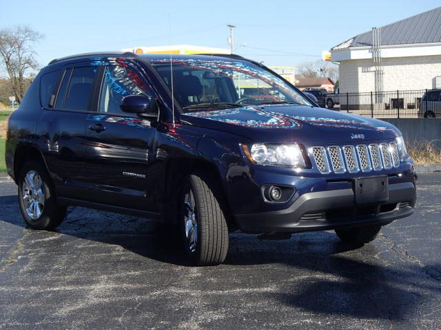 2016 Jeep Compass 4x4 Latitude 4dr SUV - Greenville IL