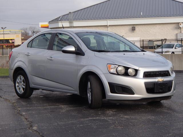 2014 Chevrolet Sonic LT Auto 4dr Sedan - Greenville IL