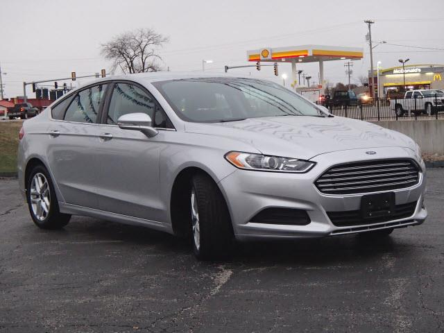 2016 Ford Fusion SE 4dr Sedan - Greenville IL