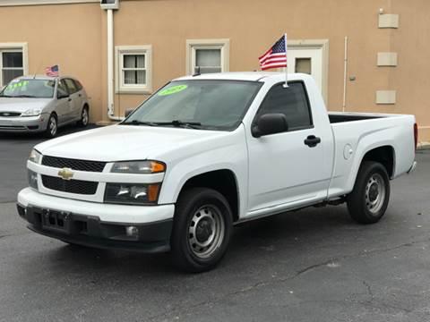 2012 Chevrolet Colorado for sale in Addison, IL