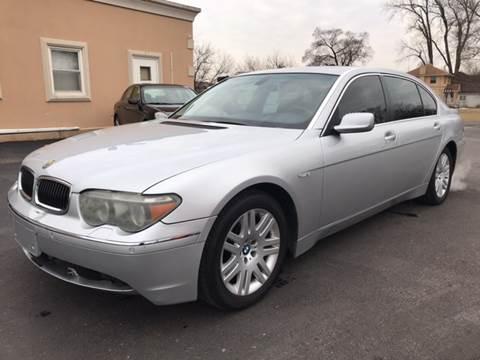 2005 BMW 7 Series For Sale In Addison IL
