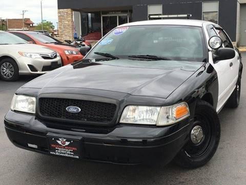 2008 Ford Crown Victoria for sale in Addison, IL