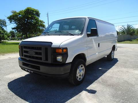 2011 Ford E-Series Cargo for sale in Oakland Park, FL