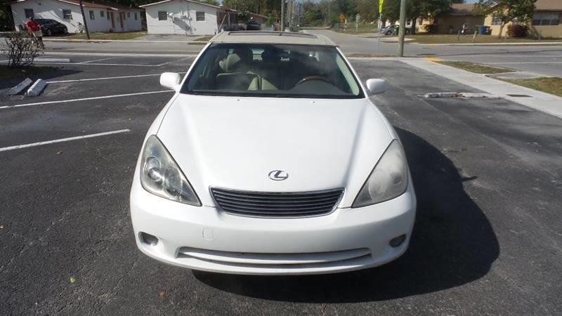 2005 Lexus ES 330 4dr Sedan - Fort Lauderdale FL