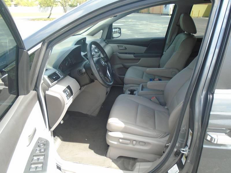 2011 Honda Odyssey EX-L 4dr Mini-Van - Oakland Park FL