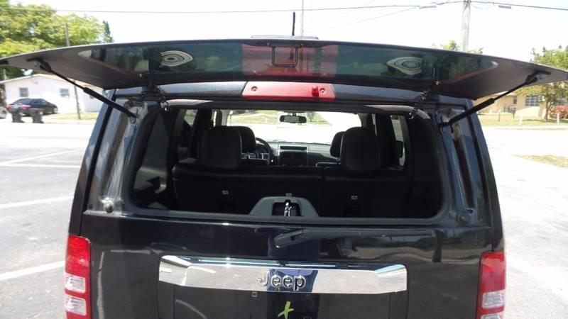 2012 Jeep Liberty 4x2 Jet Edition 4dr SUV - Oakland Park FL