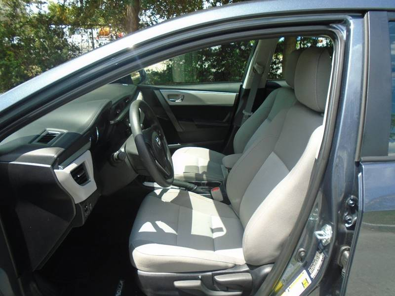 2015 Toyota Corolla LE 4dr Sedan - Oakland Park FL