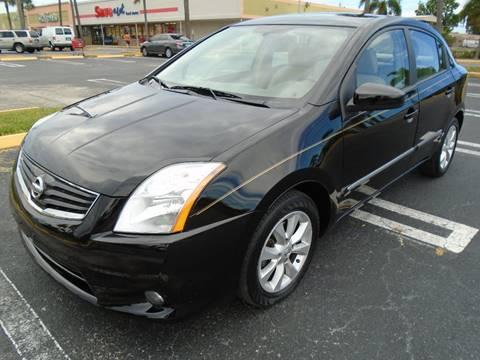 2012 Nissan Sentra for sale in Oakland Park, FL