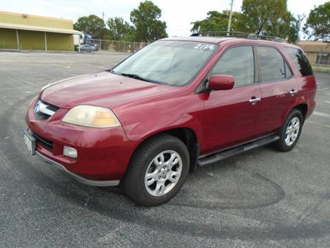 2004 Acura MDX for sale in Oakland Park, FL