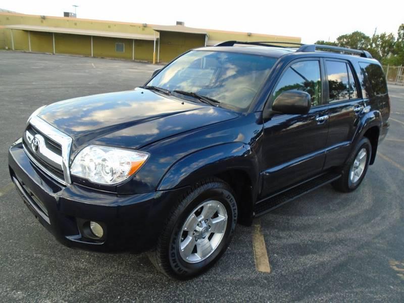 2006 Toyota 4Runner SR5 4dr SUV w/V6 - Oakland Park FL