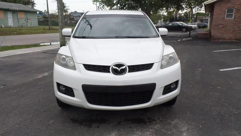 2007 Mazda CX-7 AWD Touring 4dr SUV - Fort Lauderdale FL
