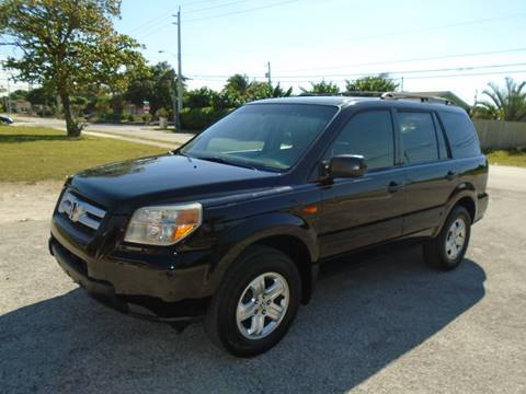 2007 Honda Pilot for sale in Oakland Park, FL