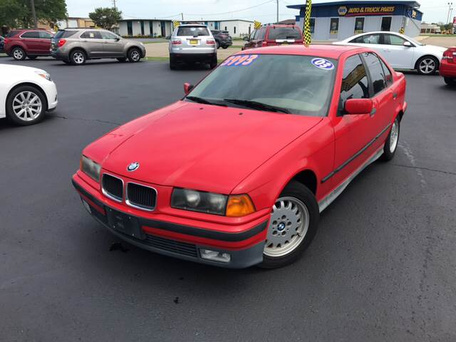 1994 BMW 3 Series for sale at Giovannis Auto in Peru IL