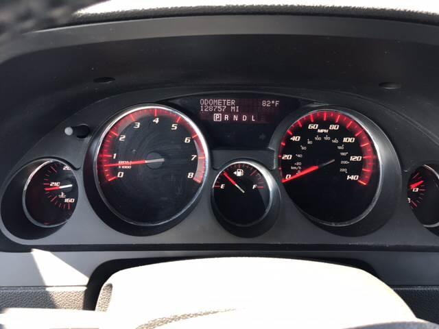 2009 GMC Acadia for sale at Giovannis Auto in Peru IL
