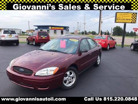 2005 Ford Taurus for sale at Giovannis Auto in Peru IL
