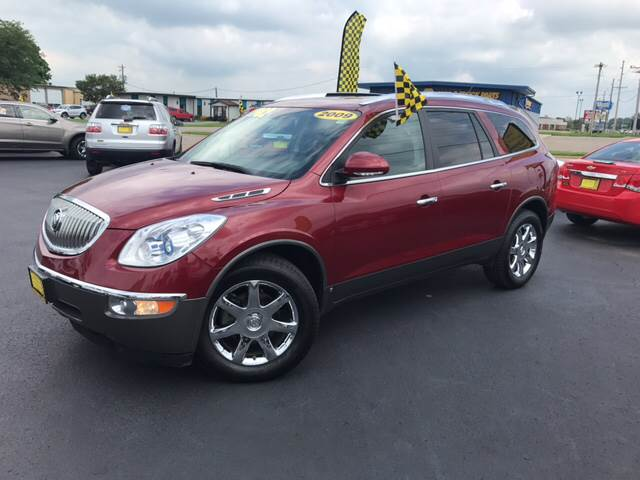 2009 Buick Enclave for sale at Giovannis Auto in Peru IL