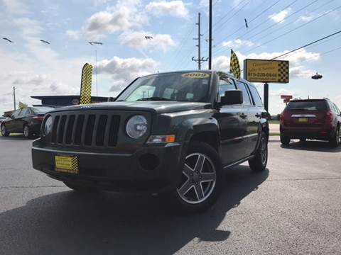 2009 Jeep Patriot for sale at Giovannis Auto in Peru IL