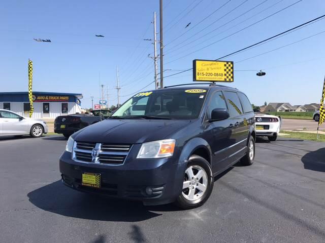2008 Dodge Grand Caravan for sale at Giovannis Auto in Peru IL