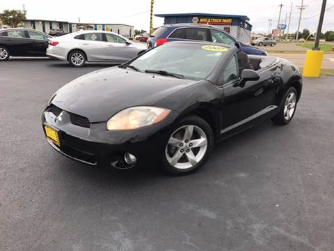2007 Mitsubishi Eclipse Spyder for sale in Peru, IL