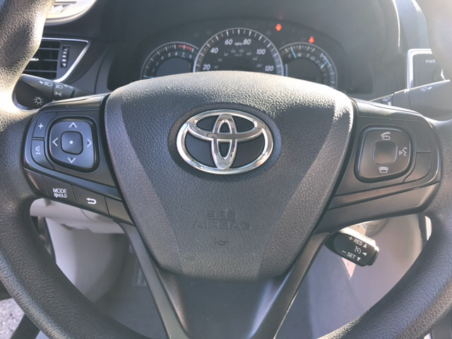 2015 Toyota Camry for sale at Giovannis Auto in Peru IL
