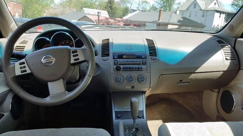 2006 Nissan Altima 2.5 S 4dr Sedan w/Automatic - New London CT
