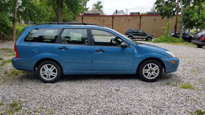 2000 Ford Focus SE 4dr Wagon - New London CT