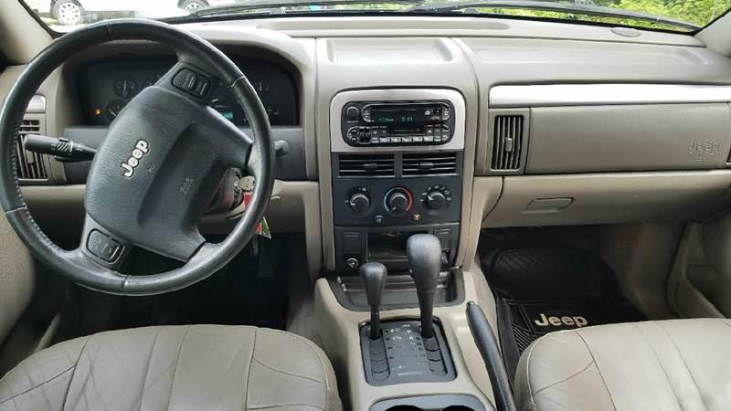 2003 Jeep Grand Cherokee 4dr Laredo 4WD SUV - New London CT