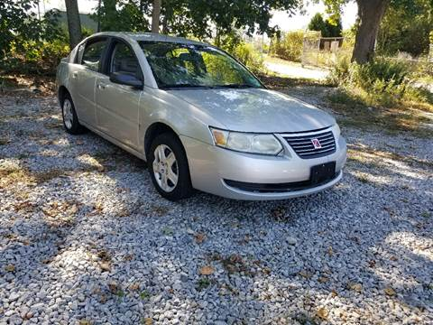 2006 Saturn Ion for sale in New London, CT